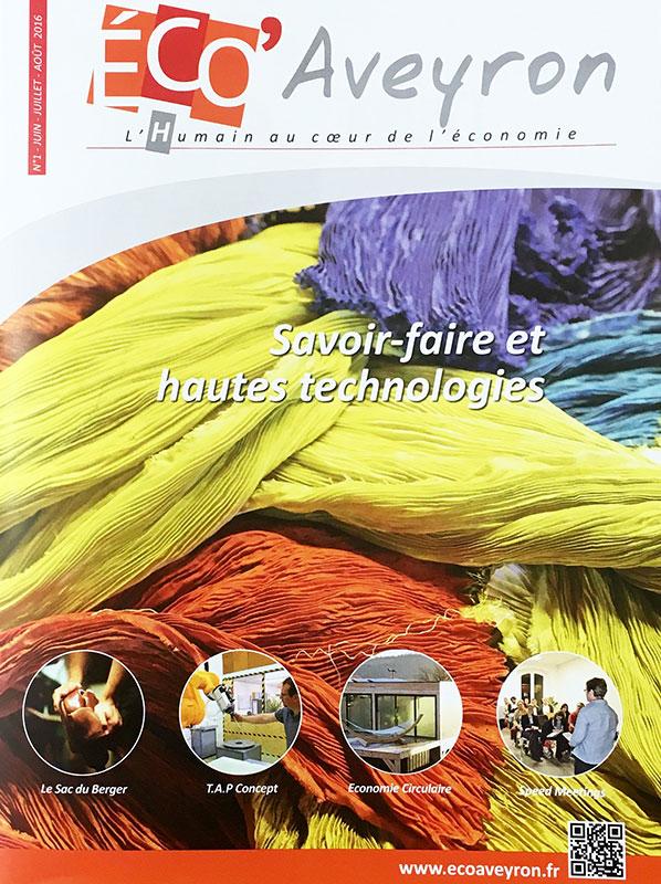 Magazine Aveyronnais - Eco Aveyron n°1