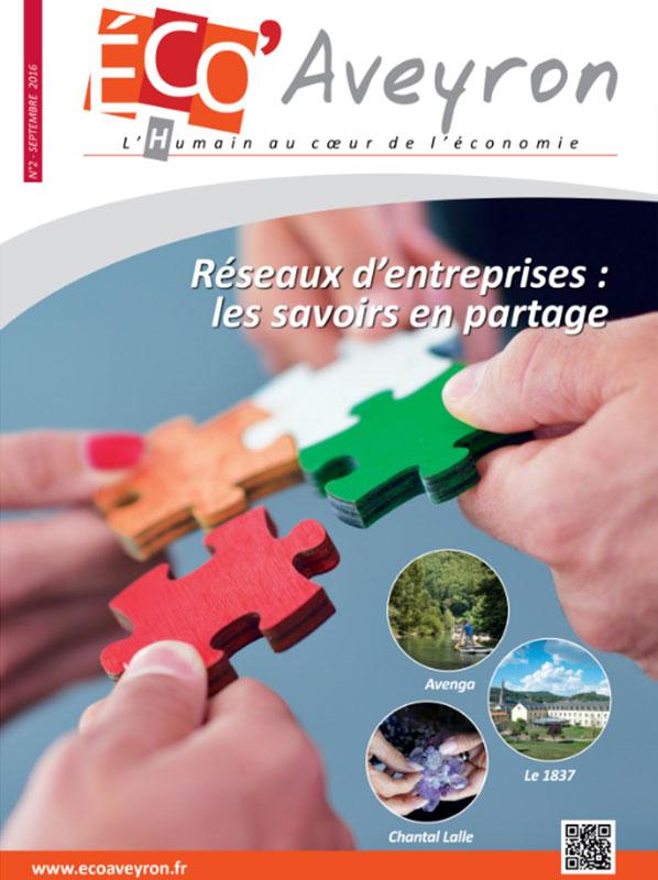 Magazine Aveyronnais - Eco Aveyron n°2