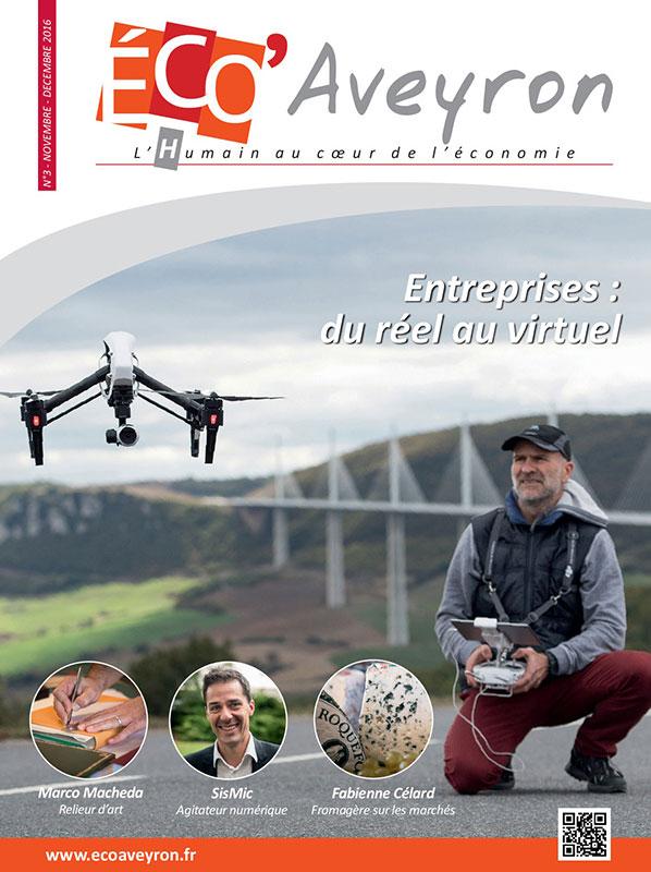Magazine Aveyronnais - Eco Aveyron n°3