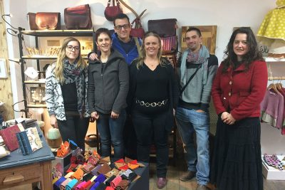 Les artisans d'art de Rodez en Aveyron