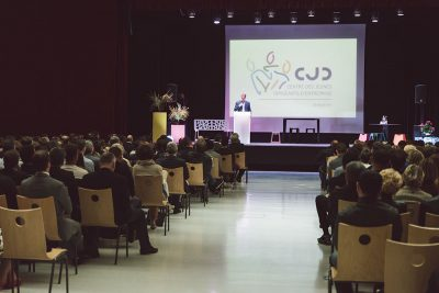 aticle eco'aveyron : jeunes dirigeants en Aveyron CJD