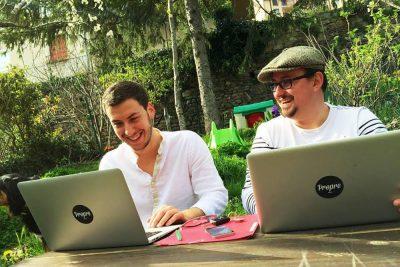 Brève du magazine eco'aveyron : Le t-shirt propre - l'équipe
