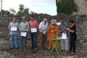 Club des epicuriens - Mas Ruas - Actu du magazine eco'aveyron