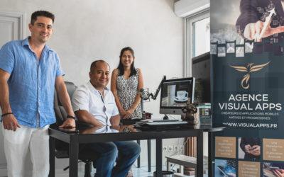 Visual Apps – « Démocratiser les applications mobile »