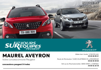 Peugeot Maurel Aveyron