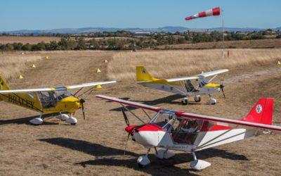 Le club d'ULM G.A.P.U.L.M : Des évènements aériens toute l'année !