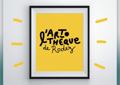 L'artothèque de Rodez