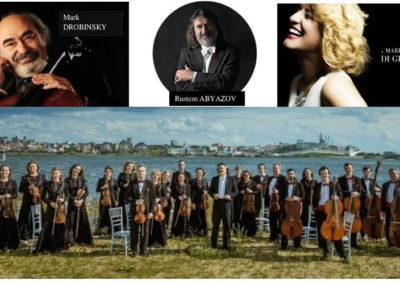 Concert – Kazan State Chamber Orchestra «La Primavera»