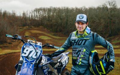 Shaun Vinel – Le boss de la motocross
