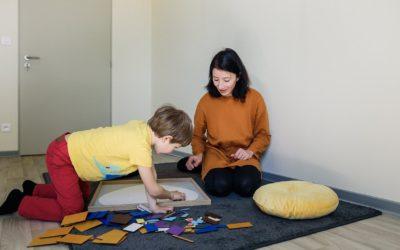 Julie Gibergues – La fibre Montessori pour des enfants épanouis