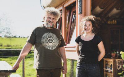 La Maison Voyageuse – Des yourtes pour plus d'écologie