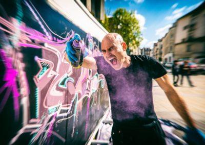 """Festival de Street Art """"Mur Murs"""""""