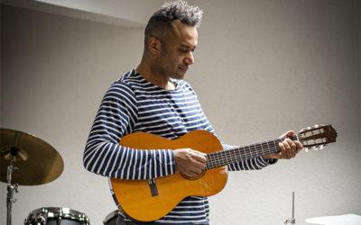 Olivier Goulet veut « connecter les gens par la musique »