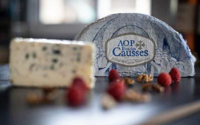 Bleu des Causses – Le cousin du Roquefort persiste et signe
