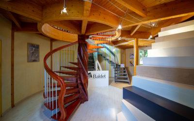 Escaliers Baldet – L'entreprise poursuit son ascension