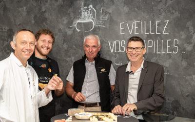 Coopérative Jeune Montagne – Entre fromages et Aubrac, juste une histoire de plateaux !