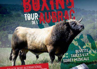 Aveyron Boxing Tour en Aubrac