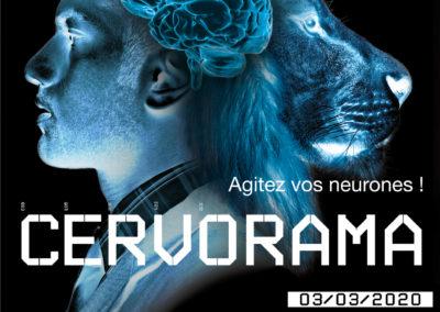 Exposition Intéractive : CERVORAMA