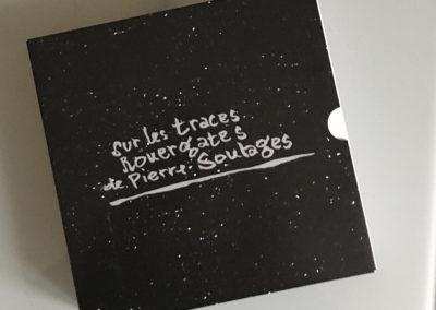 LIVRE – Sur les traces rouergates de Pierre Soulages