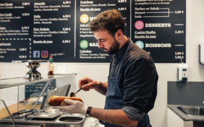 Moustache Hot Dog – Un hot-dog qui n'a jamais aussi bien porté son nom