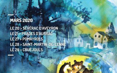 La Tuta a Contes : Un festival de contes en Séveracois