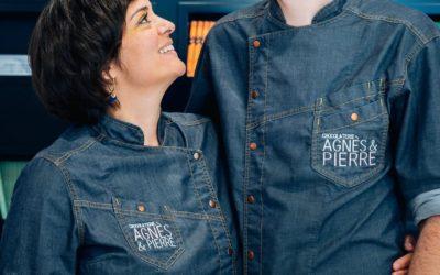 Agnès et Pierre, pour l'amour du chocolat