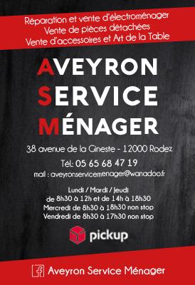 AVEYRON SERVICE MENAGER